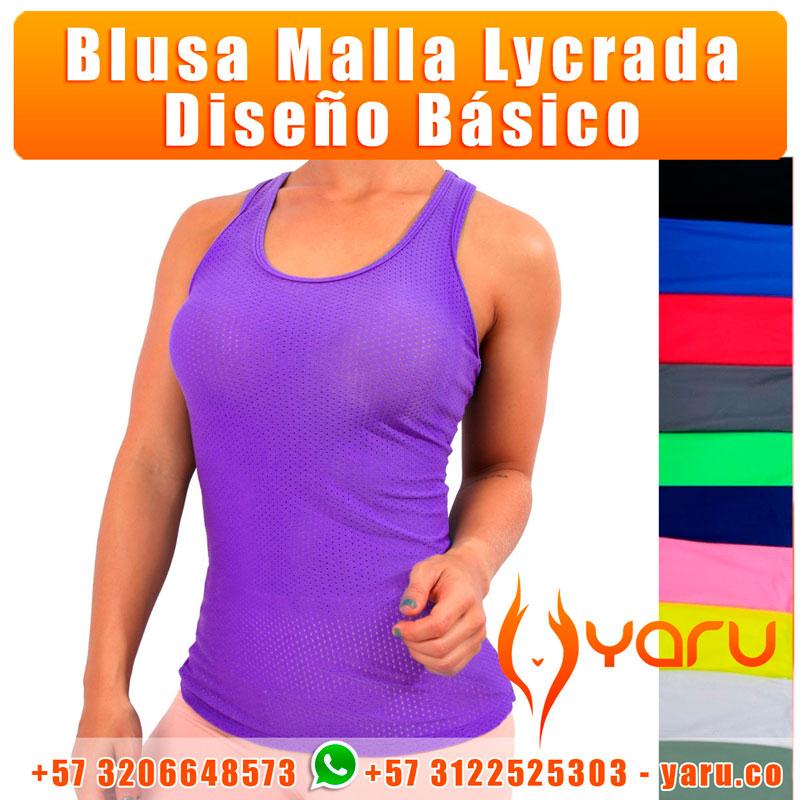 yaru fabrica colombiana ropa deportiva blusa catalogos mayoristas