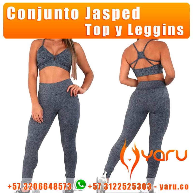 yaru fabrica colombiana ropa deportiva conjunto catalogos mayoristas