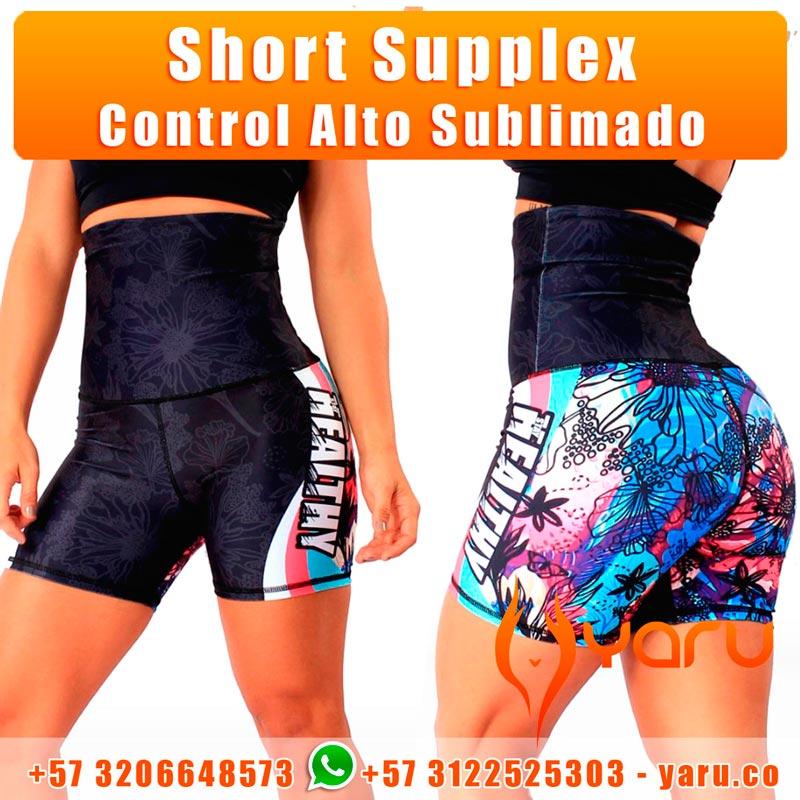 yaru fabrica colombiana ropa deportiva short catalogos mayoristas