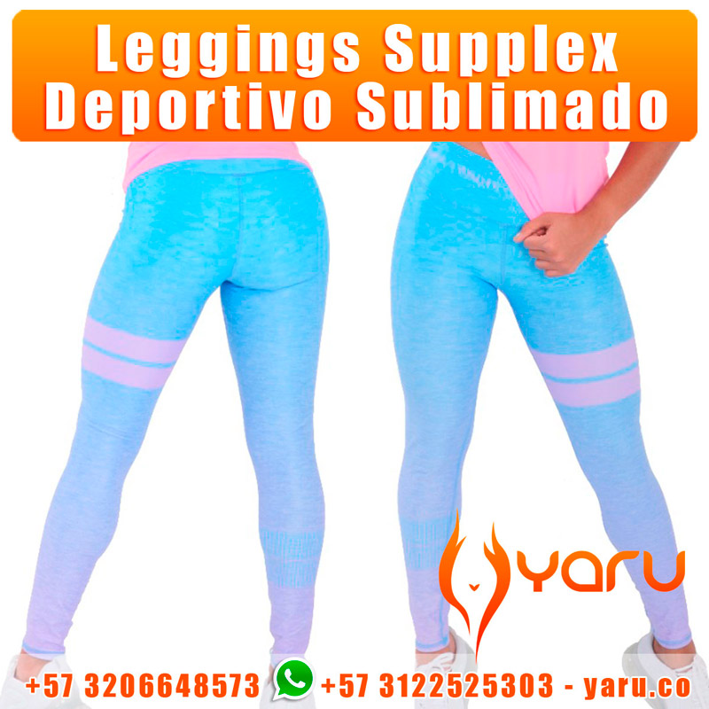yaru fabrica colombiana ropa deportiva catalogos mayoristas